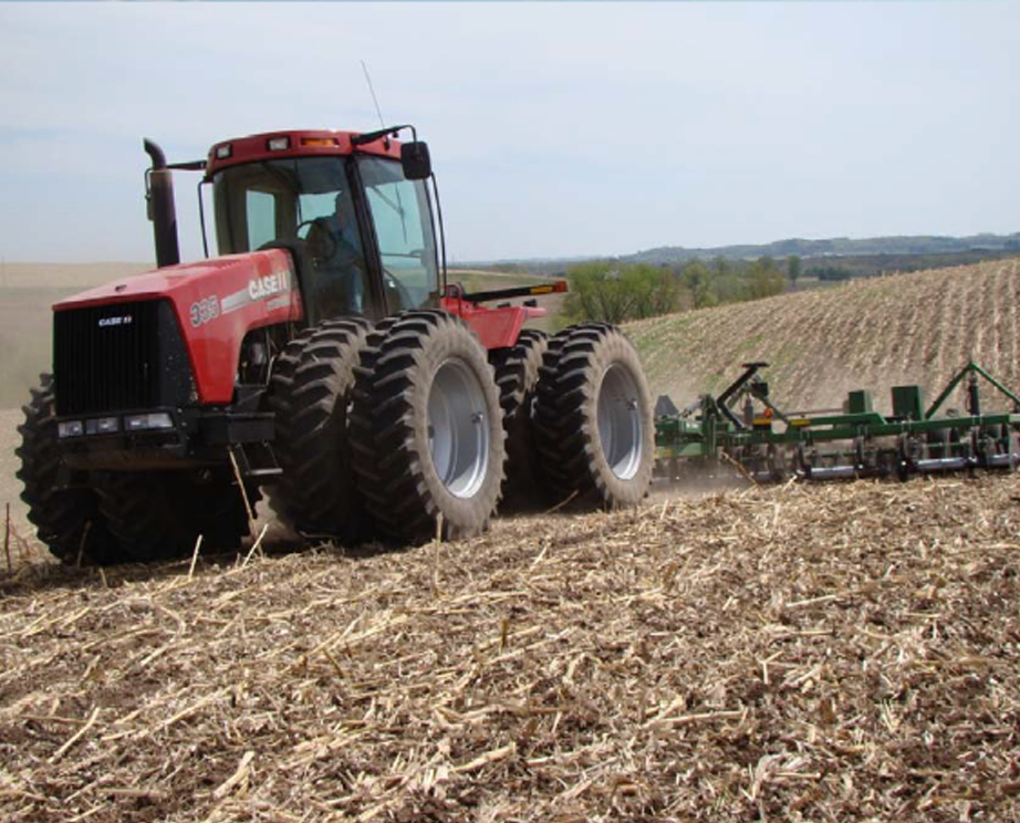 Tillage (or not) and Water Quality
